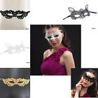 Sexy Women Ladies Black Lace Eye Face Mask Masquerade Party Ball Prom Costume