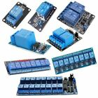 5V 1 2 4 8 CH Channel Relay Board Module Optocoupler LED for Arduino PiC ARM AVR