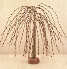 New Primitive Pip Berry Weeping Willow Tree 14