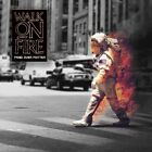 WALK ON FIRE - MIND OVER MATTER   CD NEW+