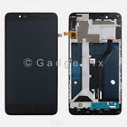 Display LCD Touch Screen Digitizer + Frame Replacement For ZTE Blade Z Max Z982