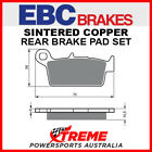 EBC Gas-Gas EC450 4T FSE WP 2003-2005 Sintered Copper Rear Brake Pads FA131R
