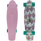 Penny Buffy 27 Nickle Complete Cruiser Skateboard P27BP C USED