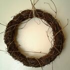 Salem Estate Antique Vintage Primitive Wreath Farmhouse Rustic Candle Decor