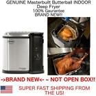 GENUINE Masterbuilt Professional Series Butterball INDOOR Electric Fryer Large