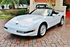 1991 Chevrolet Corvette Convertible only 49k Miles Clean CarFax 6 Speed Manual Accident Free Power Seat Cold Air Conditioning