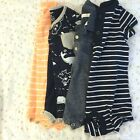 LOT Baby Boy Clothes 0 3 Months Body Suits Carters Cherokee