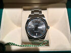 Rolex Oyster Perpetual 39mm Stainless Automatic Rhodium M