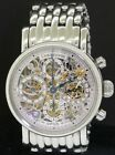 Chronoswiss Opus CH7523 high fashion SS automatic chronograph men's watch