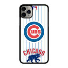 CHICAGO CUBS For iPhone 4 4S 5 5S 5C 6 6S 7 8 Plus X SE Phone Case Cover 1