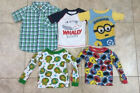 Baby Boys Clothes Lot All Shirts Size 3t
