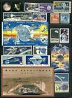 US ATTRACTIVE COLLECTION SPACE EXPLORATION POSTAGE STAMP MNH AND S S