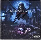 AVENGED SEVENFOLD Nightmare, M SHADOWS Hail to the King Stage Autograph / SIGNED