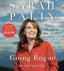 SARAH PALIN GOING ROGUE Audio Book 7 disc cd Set 8 Hours NEW
