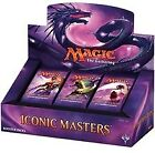 Iconic Masters Booster Box MTG *CCGHouse* SEALED! Magic