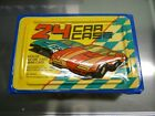 Generic DIE-CAST CAR CASE HOLDS 24 MATCHBOX and HOT WHEELS-MINT!