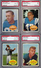 1960 Topps FB #004 PSA 8 Ray Berry Colts 4 Nice!