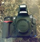 NIKON D300s 14200 Shutter SLR DIGITAL CAMERA BODY