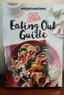Weight Watchers Book Menu Master Eating Out Guide Book