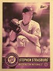 Stephen Strasburg Cards, Rookie Cards Checklist and Autograph Memorabilia Guide 12