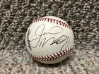 RARE FLOYD MAYWEATHER JR SIGNED AUTO RAWLINGS BASEBALL BOXING Conor McGregor JSA