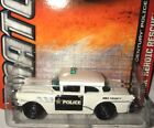 MATCHBOX '56 Buick Century Police Car • MBX Heroic Rescue