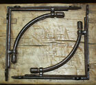 1 LARGE HD Cast Iron Antique Style CABLE Brackets Garden Braces Shelf Bracket