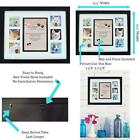 Pet Memorial Collage Frame - 11X14 Picture Frame W/ Sympathy Poem For Dog Or -