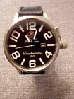 Tauchmeister Germany T0216 Watch With Black Strap