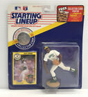 1991 Starting Lineup Special Edition Dave Stewart #34 Athletics White Jersey MOC