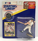 1991 Starting lineup Special Edition Kevin Maas Yankees White Jersey MOC