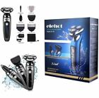 Best Electric Rechargeable Wet Dry Shaver Razor Hair Clipper And Trimmer For Men