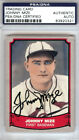 Johnny Mize Autographed Signed 1988 Pacific Card #63 St. Louis Cardinals PSA DNA