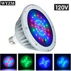 120v 40w Color Changing Swimming Pool LED Light For Pentair or Hayward Fixture