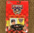 NASCAR Racing Champions 1998 50th Anniversary #66 Elliott Sadler Mini Car NIP