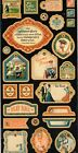 Retired Graphic 45 Chipboard Die Cuts in Various Series G V
