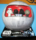 PEZ ~ Star Wars Rogue One Death Star Collectible Gift Tin - BRAND NEW