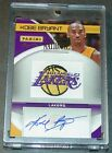 PANINI 2013 NATIONAL KOBE BRYANT ON CARD PATCH AUTO CARD # 1 1 ONLY 1 MADE