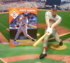 1995  SCOTT COOPER - Starting Lineup - SLU - Figure & Card - BOSTON RED SOX