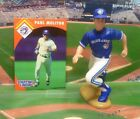 1995  PAUL MOLITOR - Starting Lineup - SLU - Figure & Card - TORONTO BLUE JAYS