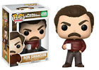 Funko Pop Parks and Recreation Vinyl Figures 18