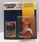 1993 Starting Lineup #35 Mike Mussina Orioles Orange Jersey MOC