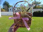 Family Blessing Wall Hanging Basket 12