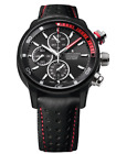 Men's Maurice Lacroix Watch Pontos S Extreme Chronograph Sport black