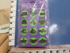 Spooky Hollow Foam Stamps boo meow stars halloween RUBBER STAMP 18R