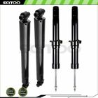Front and Rear Shocks Struts for 10 2012 Ford Fusion Lincoln MKZ Mercury Milan