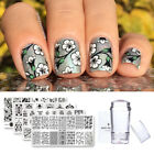 BORN PRETTY Nail Art Stamping Plates Print Template Image Stencil Kit Collection