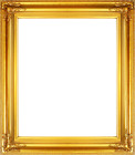 Frame 24x20 - Vintage Style Old Gold Ornate Picture Oil Painting Frame 568-3