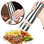Electric Salt Mills Pepper Grinder POWERFUL DURABLE Best Stainless Steel And