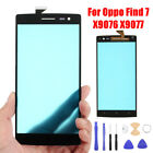 Touch Screen Digitizer Glass Panel For Oppo Find 7 X9076 X9077